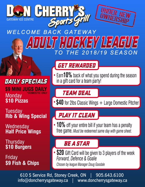 The Cheapest Price A Must Have Hockey Package Including A Don Cherry Redemption Card Plus More Sports Mem, Cards & Fan Shop